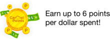 carmel points logo
